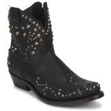 Achat Chaussures ASH Kendra Noir Boots Femme En Ligne