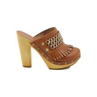 Acheter Chaussures ASH Vacchetta Marron Richelieu Femme à Prix Réduit