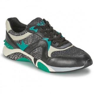 Acheter Nouveau Chaussures ASH Hendrix Noir Basket Basses Femme Livraison Gratuite