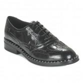 Acheter Nouveau Chaussures ASH Wing Noir Richelieu Femme Livraison Gratuite