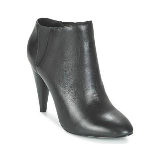Catalogue Chaussures ASH Beverly Noir Low Boots Femme Pas Cher France