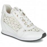 Catalogue Chaussures ASH Deamlace Blanc Basket Basses Femme Pas Cher France