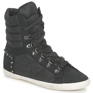Catalogue Chaussures ASH Glidelle Noir Boots Homme Soldes Provence