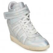 Chaussures ASH Beck Hologramme Basket Montante Femme Remise Paris en ligne
