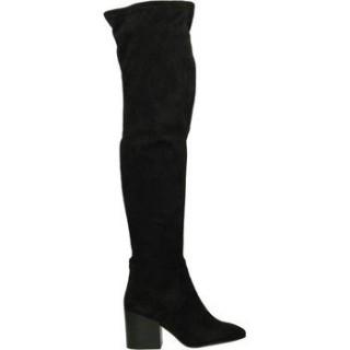 Chaussures ASH Elisa-001 Noir Botte Ville Femme Boutique En Ligne