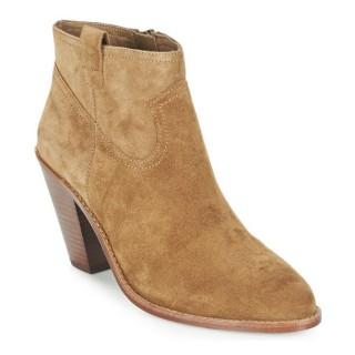 Chaussures ASH Ivana Camel Bottines Femme Soldes Promo En Ligne