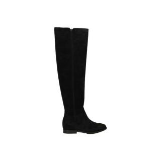 Chaussures ASH Jess-003 Noir Botte Ville Femme Pas Cher Prix Discount