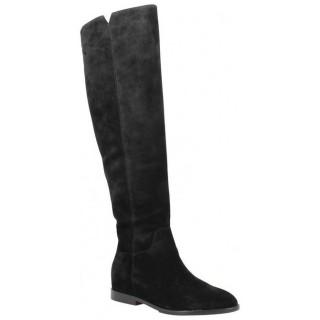 Chaussures ASH Jess Noir Noir Botte Ville Femme Escompte En Ligne