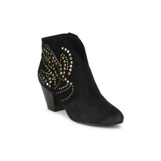 Chaussures ASH Jessica Noir Bottines Femme Pas Cher Réduction De 55%
