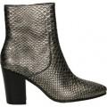 Chaussures ASH Kate-004 Gris Bottines Femme Magasin Lyon