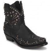 Chaussures ASH Kendra Noir Boots Femme Remise Lyon