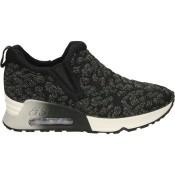 Chaussures ASH Luv-009 Noir Basket Basses Femme Personnalisé en Ligne