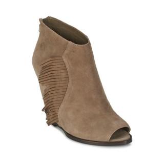 Chaussures ASH Lynx Taupe Bottines Femme Vente Chaude Paris