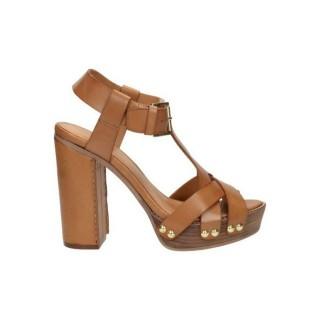 Chaussures ASH Tibet Marron Sandale Femme Jusqu''à 70% de réduction