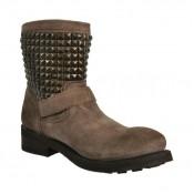 Chaussures ASH Titan Marron Boots Femme Pas Chers à Bas Prix