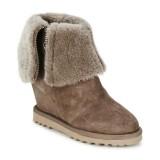 Chaussures ASH Yorki Taupe Bottines Femme Personnalisé en Ligne