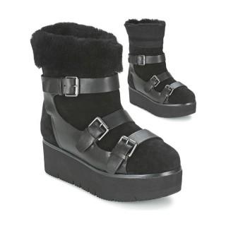 Chaussures ASH Zazie Noir Boots Femme Collection Rabais En Ligne