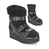Chaussures ASH Zazie Noir Boots Femme Pas Cher Nice