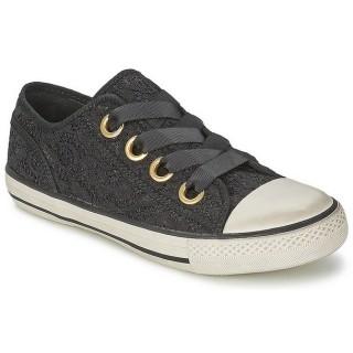 Collection Chaussures ASH Vicky Noir Basket Basses Femme Jusqu''à -65%