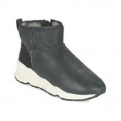 La Nouvelle Chaussures ASH Miko Noir Boots Femme Shop France
