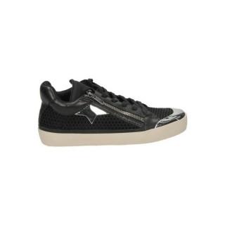 Magasin Chaussures ASH Jump Nappa Noir Richelieu Femme Soldes Paris