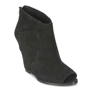 Magasin Chaussures ASH Lynx Noir Bottines Femme Soldes Paris