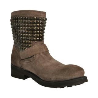 Promotions Chaussures ASH Titan Marron Boots Femme Lyon en Ligne