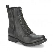 Soldes Chaussures ASH Rachel Noir Boots Femme Remise prix