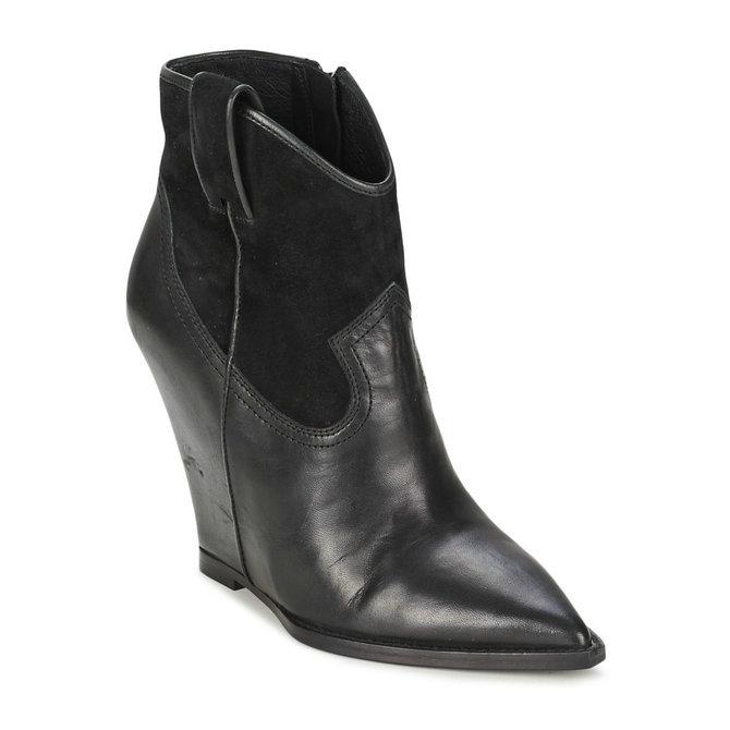Collection Femme Jude À Nouvelle Ash Noir Bas Bottines Chaussures Prix LzVGjUMpqS