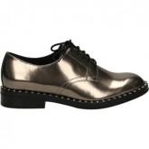 Achat Chaussures ASH Wonder-003 Gris Richelieu Femme à Bas Prix
