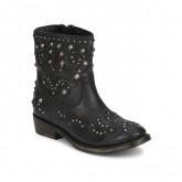 Acheter Nouveau Chaussures ASH Volcano Noir Boots Femme Livraison Gratuite
