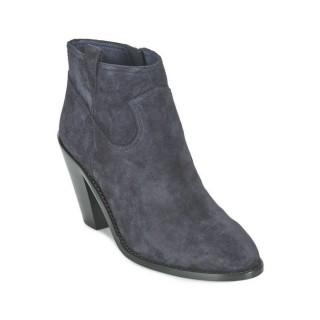Boutique Officielle Chaussures ASH Ivana Marine Bottines Femme Réduction En Ligne