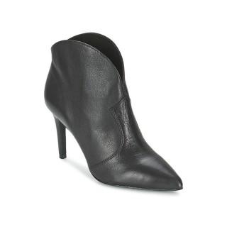Boutique de Chaussures ASH Capture Noir Low Boots Femme Pas Cher Prix