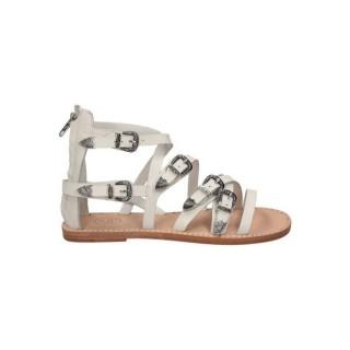 Catalogue Chaussures ASH Brasil L Blanc Richelieu Femme Pas Cher France