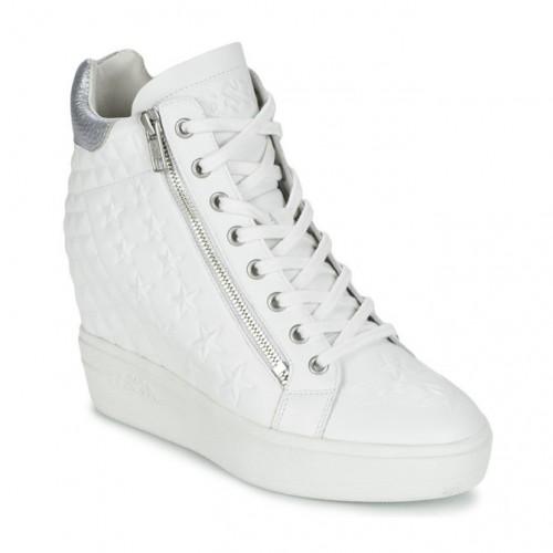 a29dfb2a64e3 Chaussures ASH Astro Blanc Basket Montante Femme En Ligne Promo Prix Paris