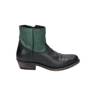 Chaussures ASH Cherokee Noir Richelieu Femme Pas Cher Réduction De 50%
