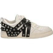 Chaussures ASH Extra Blanc Basket Basses Femme Achetez en ligne Maintenant