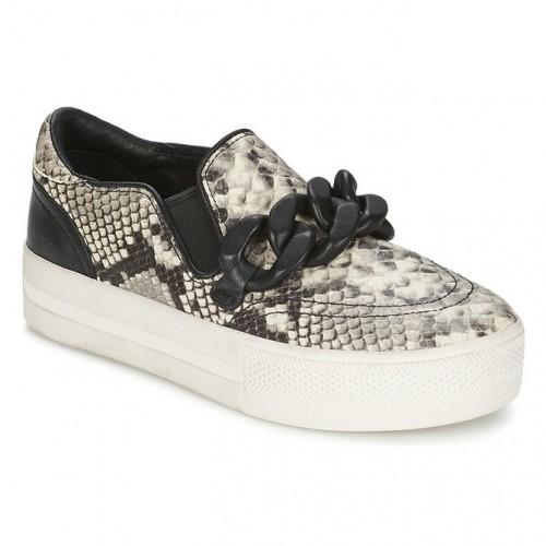 chaussures ash joke python slips on femme pas cher prix discount. Black Bedroom Furniture Sets. Home Design Ideas