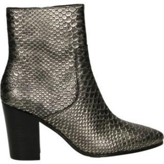 Chaussures ASH Kate-004 Gris Bottines Femme Code Promo France
