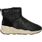 Chaussures ASH Miko-001 Noir Basket Montante Femme Europe Site