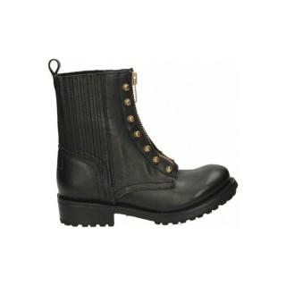 Chaussures ASH Rachel Destroyer Nap Noir Boots Femme Europe Site