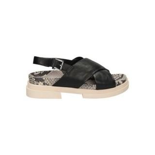 Chaussures ASH Saga Diamente Noir Richelieu Femme La Boutique en Ligne