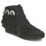 Chaussures ASH Shadow Noir Bottines Femme Commerce De Gros En ligne