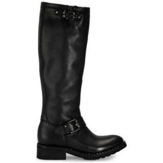 Chaussures ASH Sugar Noir - Bottes Femme Noir Botte Ville Code Promo France