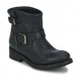 Chaussures ASH Trick Noir Boots Femme des Offres à Bas Prix