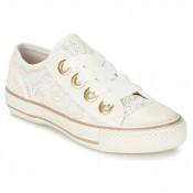 Chaussures ASH Vicky Blanc Basket Basses Femme La Boutique en Ligne