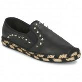 Chaussures ASH Zen Noir Espadrilles Femme Jusqu'à -70 % du Prix Boutique