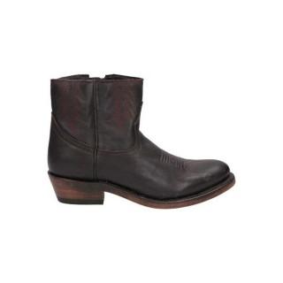France Chaussures ASH Cherokee Marron Richelieu Femme Vendre En Gros