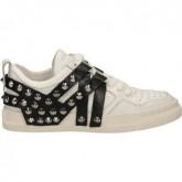 La Nouvelle Chaussures ASH Extra Blanc Basket Basses Femme Shop France