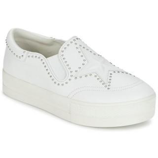 La Nouvelle Chaussures ASH Jagger Blanc Slips On Femme Shop France